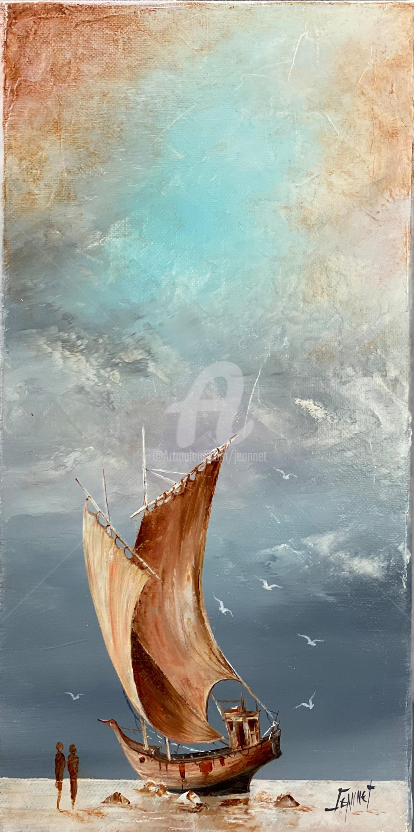 Jeannet - La toile Magique